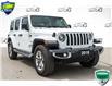 2018 Jeep Wrangler Unlimited Sahara (Stk: 10864U) in Innisfil - Image 1 of 24