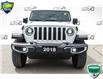 2018 Jeep Wrangler Unlimited Sahara (Stk: 10864U) in Innisfil - Image 4 of 24