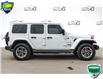 2018 Jeep Wrangler Unlimited Sahara (Stk: 10864U) in Innisfil - Image 5 of 24