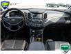 2017 Chevrolet Impala 2LZ (Stk: 10869AUX) in Innisfil - Image 11 of 24