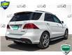 2017 Mercedes-Benz GLE 400 Base (Stk: 10870U) in Innisfil - Image 6 of 26