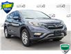 2016 Honda CR-V EX (Stk: 10866AU) in Innisfil - Image 1 of 28