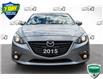 2015 Mazda Mazda3 GS (Stk: 10825AU) in Innisfil - Image 4 of 24