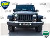 2015 Jeep Wrangler Unlimited Sahara (Stk: 10853AU) in Innisfil - Image 4 of 21
