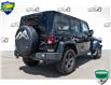 2015 Jeep Wrangler Unlimited Sahara (Stk: 10853AU) in Innisfil - Image 6 of 21