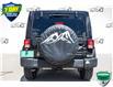 2015 Jeep Wrangler Unlimited Sahara (Stk: 10853AU) in Innisfil - Image 7 of 21