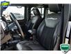 2015 Jeep Wrangler Unlimited Sahara (Stk: 10853AU) in Innisfil - Image 10 of 21