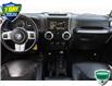 2015 Jeep Wrangler Unlimited Sahara (Stk: 10853AU) in Innisfil - Image 11 of 21