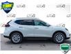 2018 Nissan Rogue SV (Stk: 44893AU) in Innisfil - Image 5 of 26