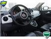 2017 Fiat 500 Lounge (Stk: 44716BU) in Innisfil - Image 9 of 23
