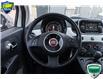2017 Fiat 500 Lounge (Stk: 44716BU) in Innisfil - Image 12 of 23