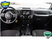 2016 Jeep Wrangler Sahara (Stk: 10886U) in Innisfil - Image 11 of 22
