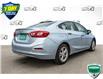 2017 Chevrolet Cruze LT Auto (Stk: 10889UX) in Innisfil - Image 6 of 23