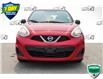 2017 Nissan Micra S (Stk: 10791BU) in Innisfil - Image 4 of 20