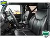 2016 Jeep Wrangler Rubicon (Stk: 44938AU) in Innisfil - Image 10 of 23