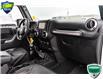 2016 Jeep Wrangler Rubicon (Stk: 44938AU) in Innisfil - Image 21 of 23