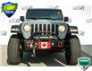 2018 Jeep Wrangler Unlimited Rubicon (Stk: 45045AU) in Innisfil - Image 4 of 24