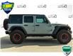 2018 Jeep Wrangler Unlimited Rubicon (Stk: 45045AU) in Innisfil - Image 5 of 24