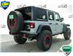 2018 Jeep Wrangler Unlimited Rubicon (Stk: 45045AU) in Innisfil - Image 6 of 24