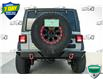 2018 Jeep Wrangler Unlimited Rubicon (Stk: 45045AU) in Innisfil - Image 7 of 24