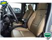 2018 Jeep Wrangler Unlimited Rubicon (Stk: 45045AU) in Innisfil - Image 12 of 24