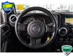 2018 Jeep Wrangler JK Unlimited Sahara (Stk: 44168AU) in Innisfil - Image 12 of 22