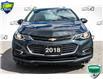 2018 Chevrolet Cruze Premier Auto (Stk: 45102AUX) in Innisfil - Image 4 of 23