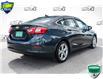 2018 Chevrolet Cruze Premier Auto (Stk: 45102AUX) in Innisfil - Image 6 of 23