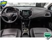 2018 Chevrolet Cruze Premier Auto (Stk: 45102AUX) in Innisfil - Image 12 of 23
