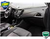 2018 Chevrolet Cruze Premier Auto (Stk: 45102AUX) in Innisfil - Image 21 of 23