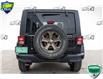 2018 Jeep Wrangler JK Unlimited Sport (Stk: 10923U) in Innisfil - Image 5 of 21