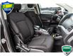2017 Dodge Journey SXT (Stk: 44363AUX) in Innisfil - Image 24 of 25