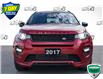 2017 Land Rover Discovery Sport HSE LUXURY (Stk: 45077AU) in Innisfil - Image 4 of 25