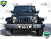 2016 Jeep Wrangler Unlimited Rubicon (Stk: 45176AU) in Innisfil - Image 4 of 19