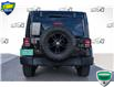 2016 Jeep Wrangler Unlimited Rubicon (Stk: 45176AU) in Innisfil - Image 7 of 19