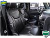 2016 Jeep Wrangler Unlimited Rubicon (Stk: 45176AU) in Innisfil - Image 18 of 19