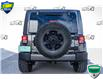 2017 Jeep Wrangler Unlimited Sahara (Stk: 45169AUX) in Innisfil - Image 7 of 21