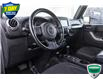 2017 Jeep Wrangler Unlimited Sahara (Stk: 45169AUX) in Innisfil - Image 9 of 21