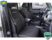 2017 Jeep Wrangler Unlimited Sahara (Stk: 45169AUX) in Innisfil - Image 20 of 21