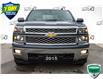 2015 Chevrolet Silverado 1500 1LT (Stk: 45119AUX) in Innisfil - Image 4 of 22