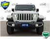 2018 Jeep Wrangler Unlimited Sahara (Stk: 10956UX) in Innisfil - Image 4 of 25