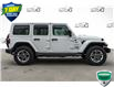 2018 Jeep Wrangler Unlimited Sahara (Stk: 10956UX) in Innisfil - Image 5 of 25