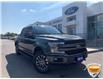 2019 Ford F-150 Lariat (Stk: S0114A) in St. Thomas - Image 1 of 28