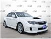 2013 Subaru WRX STI Base White