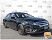 2010 Ford Fusion SEL (Stk: 7083AZ) in St. Thomas - Image 1 of 28