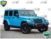 2017 Jeep Wrangler Unlimited Sahara (Stk: 50-227) in St. Catharines - Image 1 of 28