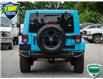 2017 Jeep Wrangler Unlimited Sahara (Stk: 50-227) in St. Catharines - Image 4 of 28