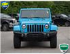 2017 Jeep Wrangler Unlimited Sahara (Stk: 50-227) in St. Catharines - Image 8 of 28