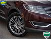 2018 Lincoln MKX Reserve (Stk: 603136) in St. Catharines - Image 7 of 25