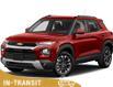 2022 Chevrolet TrailBlazer LT (Stk: ZXBPWV) in Port Alberni - Image 1 of 4